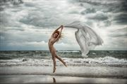 storm spell artistic nude photo by photographer john mcnairn