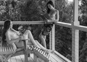 story time artistic nude photo by photographer opp_photog
