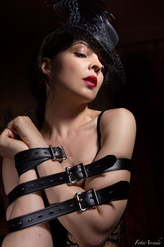 strap in fetish photo by photographer fotoarcade