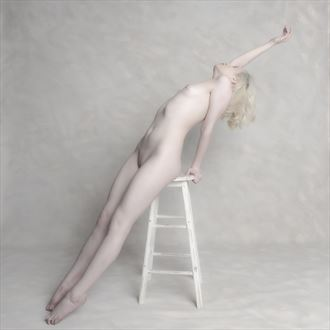 stretch artistic nude artwork by photographer paul archer