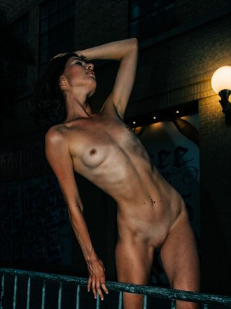 stretch artistic nude photo by photographer fourth turning photo