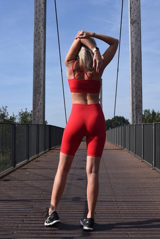 stretch fashion photo by photographer jb modelwork
