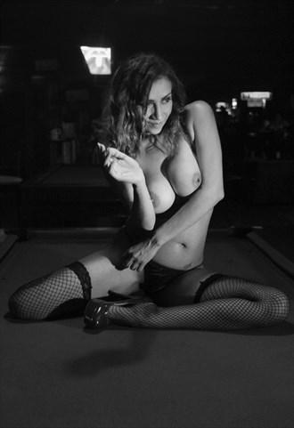 studio Artistic Nude Photo by Photographer lighting photography