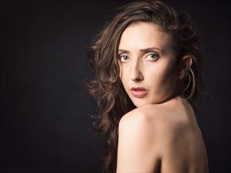 studio lighting portrait photo by photographer nine80photos