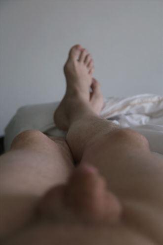 subdued morning light artistic nude photo by photographer ashleephotog