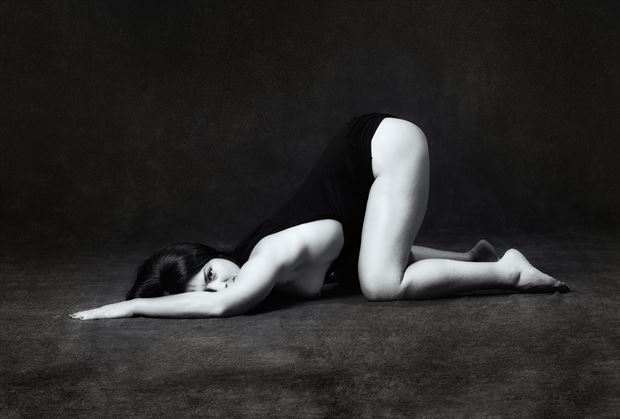 subservient   Erotic Photo by Model JessicaKlaus