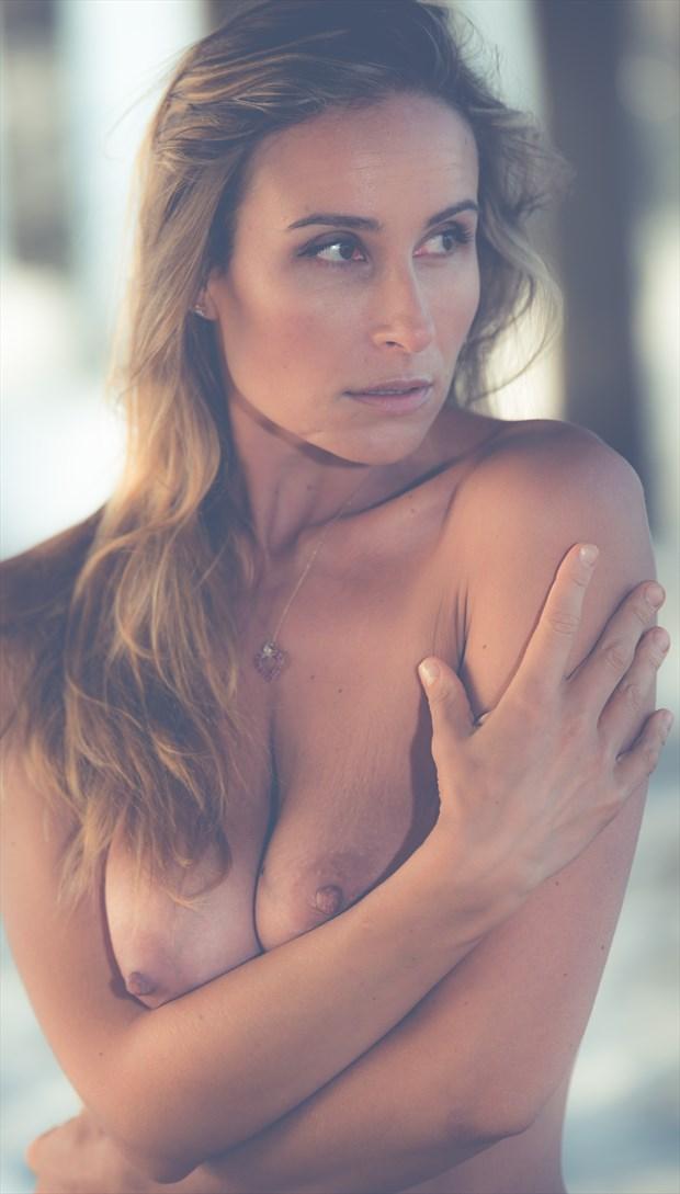 sudden look Artistic Nude Photo by Model Vassanta