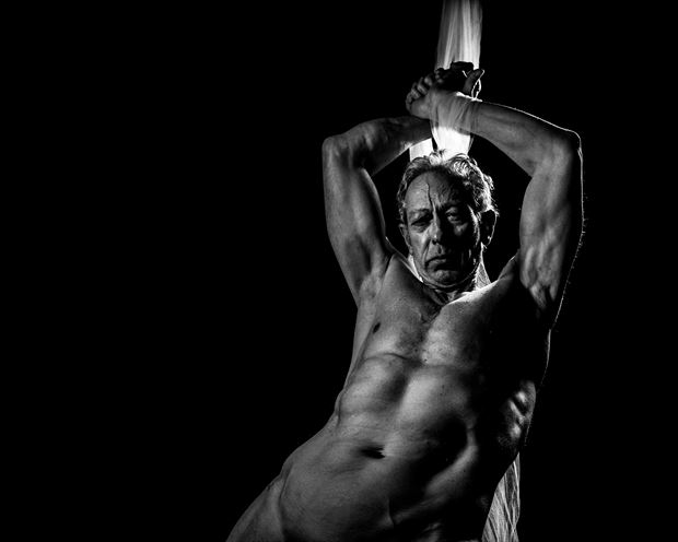 suffering surreal photo by model artfitnessmodel