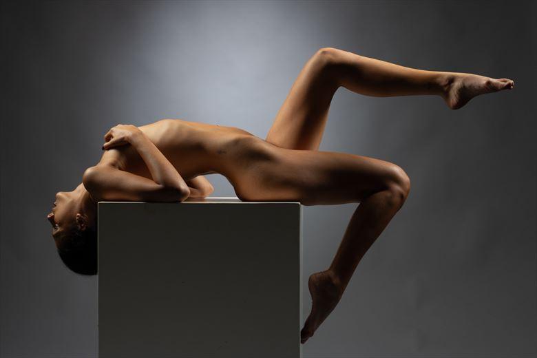 summer artistic nude photo by photographer art studios huck