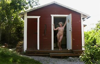 summer in the countryside 2020 artistic nude photo by photographer studiovi2