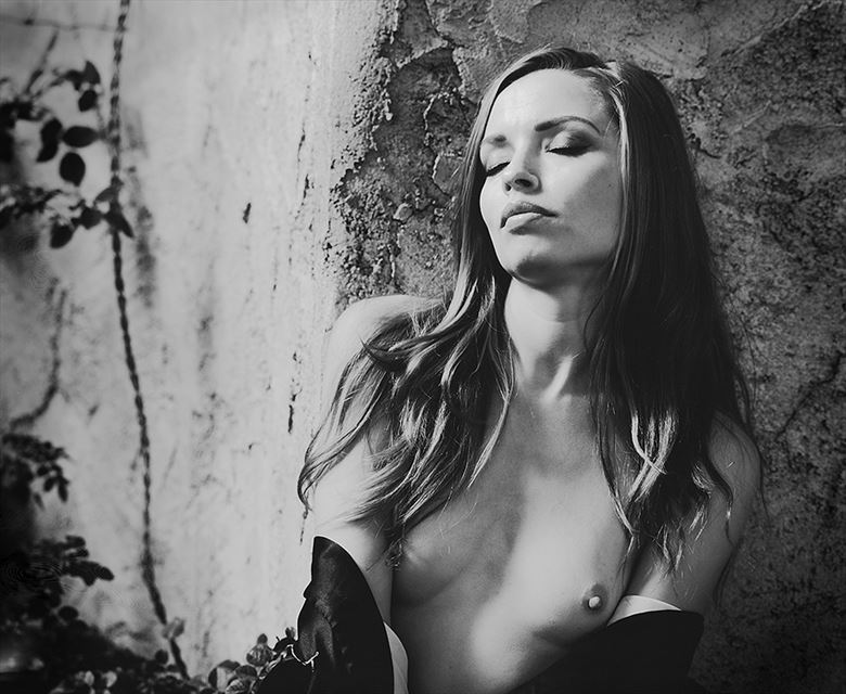 sun kissed artistic nude photo by photographer intimatemuse