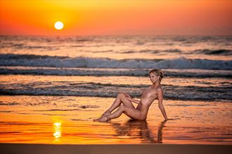 sunrise in spain 12 artistic nude photo by photographer melpettit