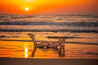 sunrise in spain 2 artistic nude photo by photographer melpettit