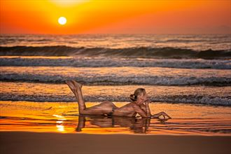 sunrise in spain 4 artistic nude photo by photographer melpettit