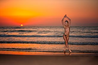 sunrise in spain 5 artistic nude photo by photographer melpettit