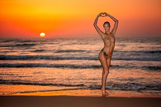 sunrise in spain 6 artistic nude photo by photographer melpettit