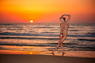 sunrise in spain 7 artistic nude photo by photographer melpettit