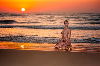 sunrise in spain 9 artistic nude photo by photographer melpettit
