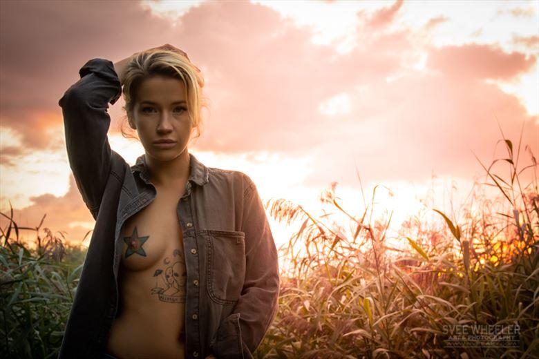 sunrise tattoos photo by artist svee