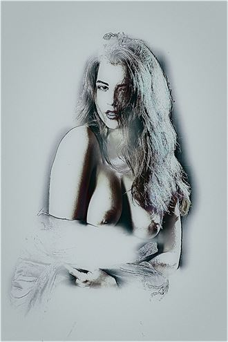 super sultry artistic nude photo by photographer kean creative