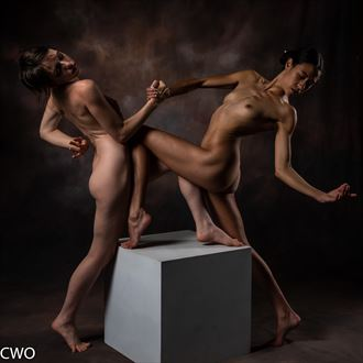 support artistic nude photo by photographer charterso