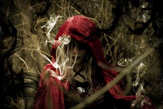 surreal fantasy photo by model aimee r shomo