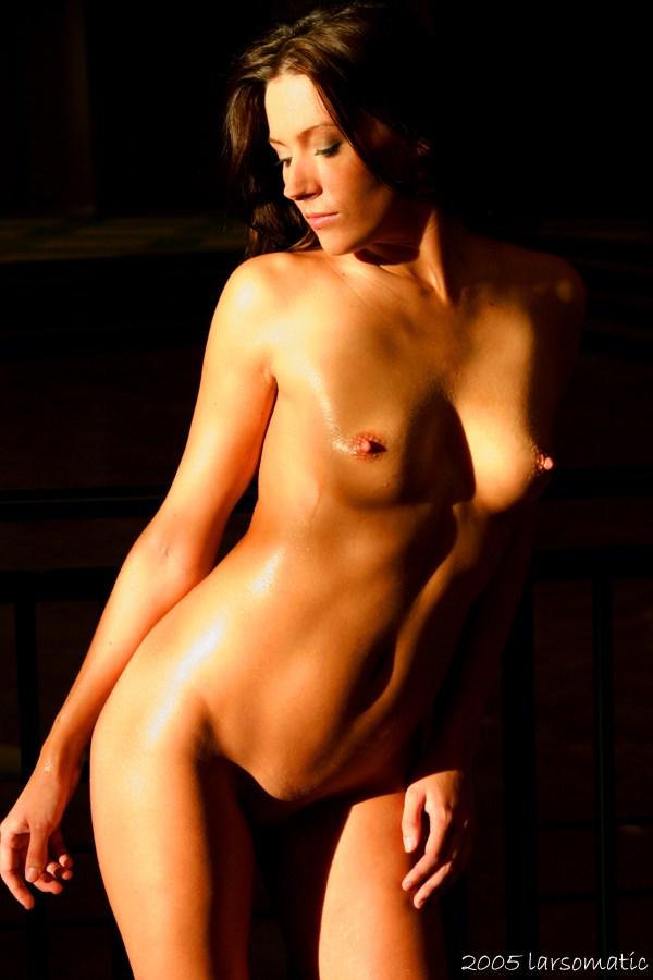 sweat Artistic Nude Artwork by Photographer LarsKC