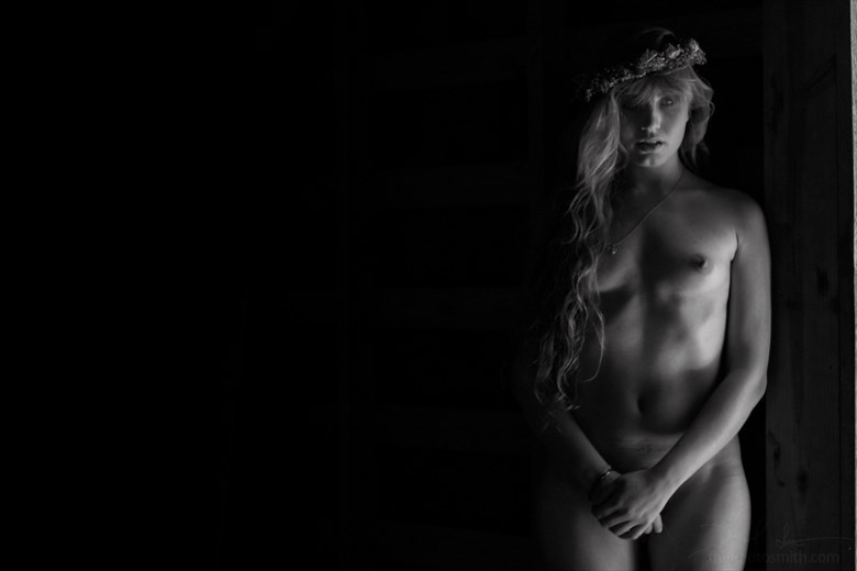swimming in shadow (2013) Artistic Nude Photo by Photographer PhotoSmith