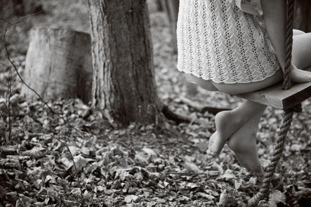 swing bum artistic nude photo by photographer michael grace martin