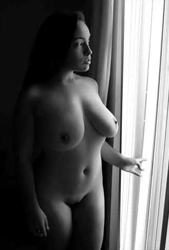 sylvia bennett artistic nude photo by photographer rick gordon