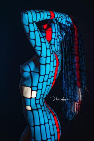 tae ashlandi artistic nude artwork by photographer marvlus