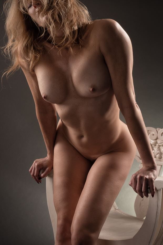 take your seat artistic nude photo by photographer rick jolson