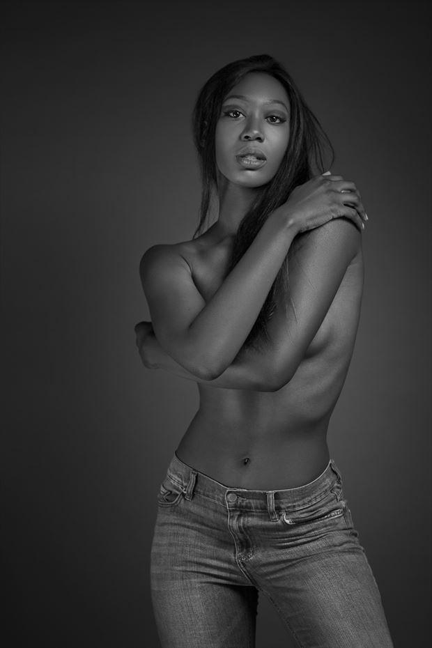 tamika studio lighting photo by photographer paul misseghers
