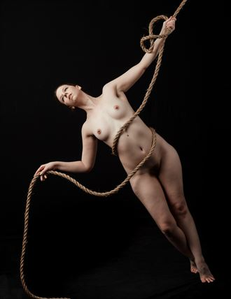 tangled artistic nude photo by photographer colinwardphotography