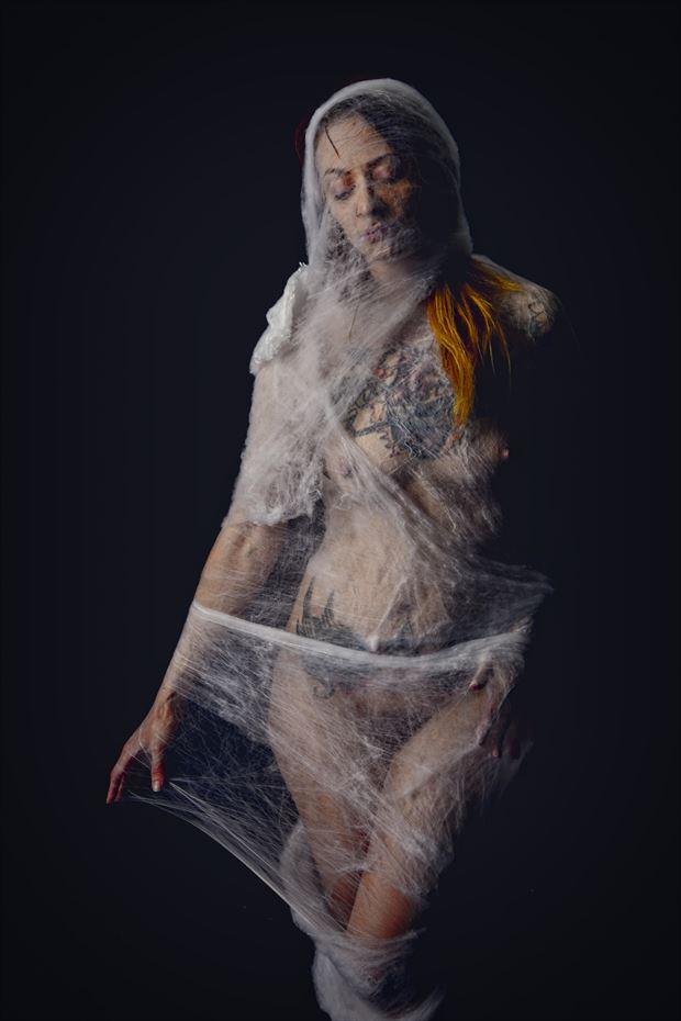 tangled erotic photo by photographer dan morrill