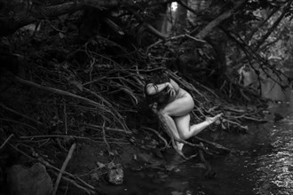 tangled roots artistic nude photo by model anudemuse