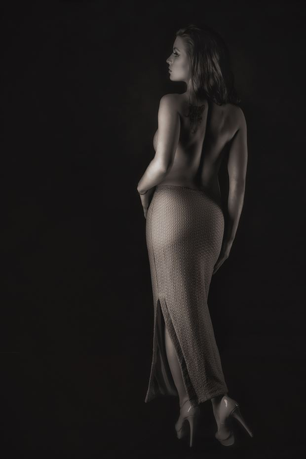 tatianna artistic nude photo by photographer paul misseghers