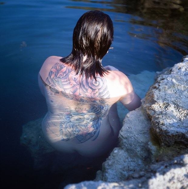 tattoo Artistic Nude Photo by Photographer mikaelr