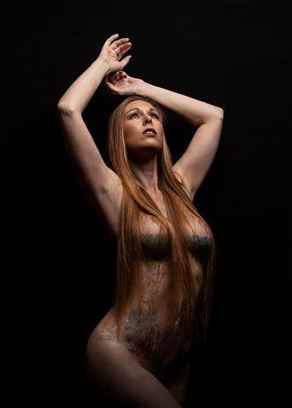 tattoos artistic nude artwork by photographer gpboyce