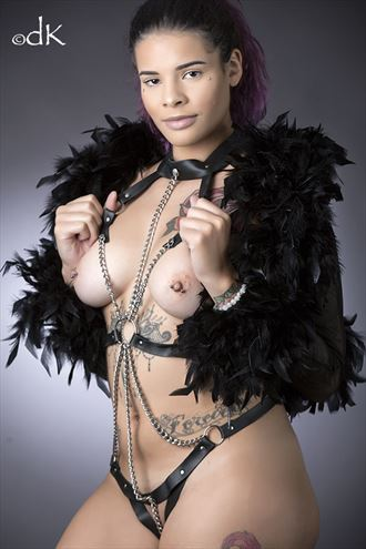 tattoos erotic photo by model khandice nikole
