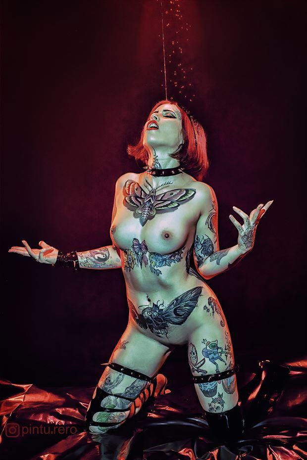 tattoos fetish photo by photographer pinturero