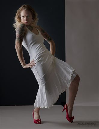 tattoos glamour photo by model stacey a plever