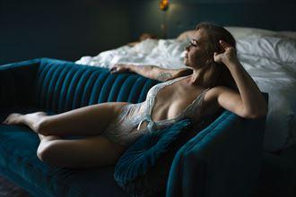 tattoos lingerie photo by model lennox winter