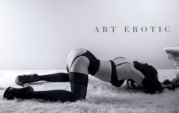 tattoos lingerie photo by photographer arterotic