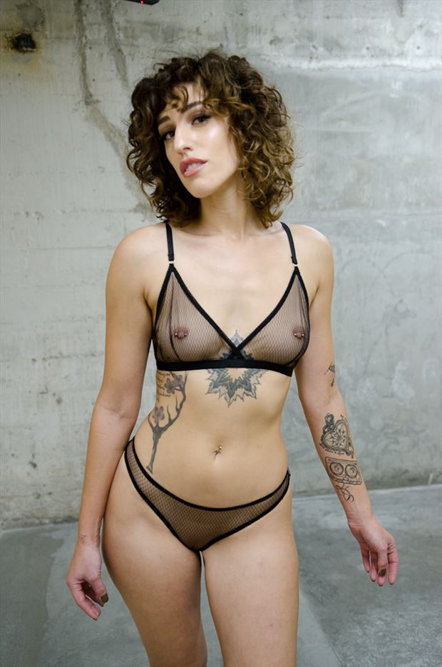 tattoos lingerie photo by photographer m2lightworks