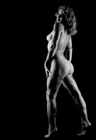 tattoos studio lighting photo by photographer nomad