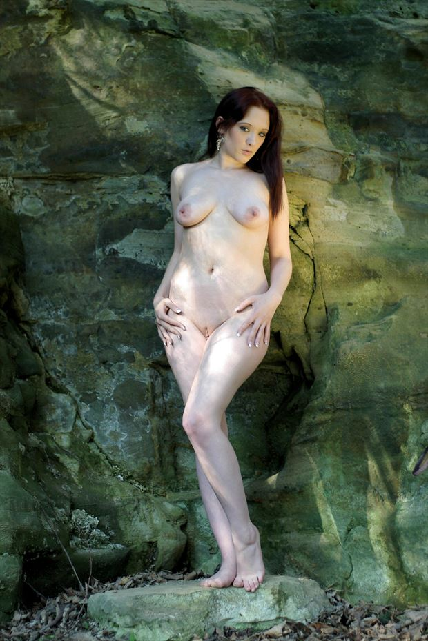 telford rocks artistic nude photo by photographer russb