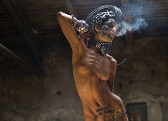 temper Artistic Nude Photo by Photographer san francisco