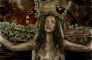 terra mater artistic nude photo by photographer mykel
