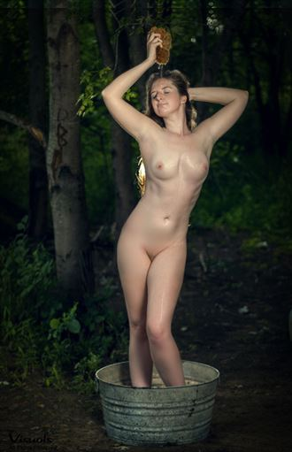 thank god she s a country girl artistic nude photo by photographer visuals